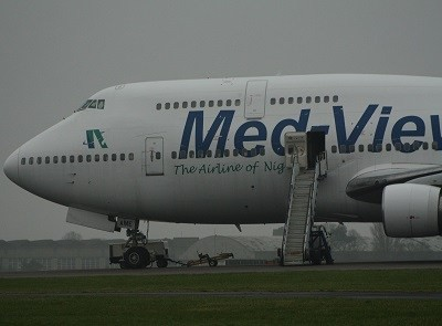 Medview Airline's stowaway, security guard remanded in prison