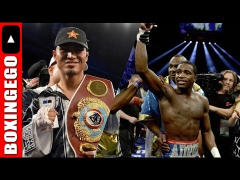 Mikey Garcia dominates Broner in decision win