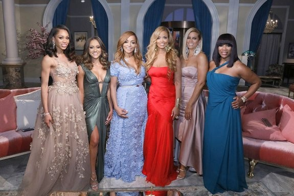 """Monique Samuels Teases Part Two of the Real Housewives of Potomac Reunion: """"I Had A Lot to Get Off My Chest"""""""