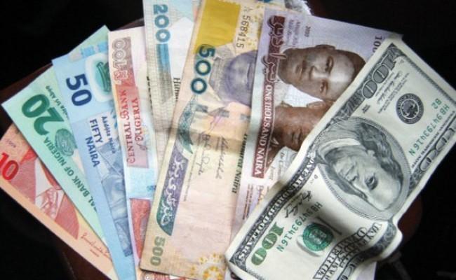 Naira depreciates to N368/$