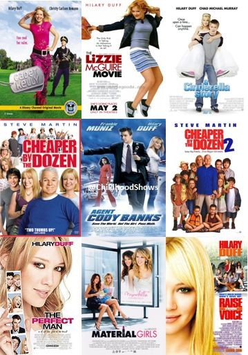 Netflix's August 2017 Movie and TV Titles: Say Hello to A Cinderella Story and Goodbye to The Lizzie McGuire Movie