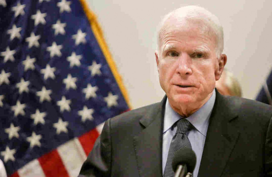 Neurosurgeon: McCain's Recovery From Brain Surgery Might Take Weeks