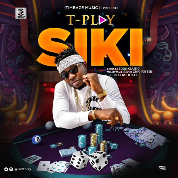 New Video: T-Play – Siki