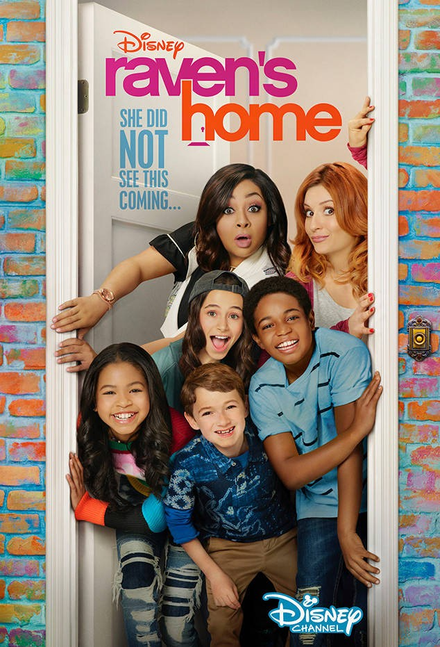 Not Even Raven Saw Raven's Home Coming--Plus, Find Out What Advice She's Giving Her Young Costars