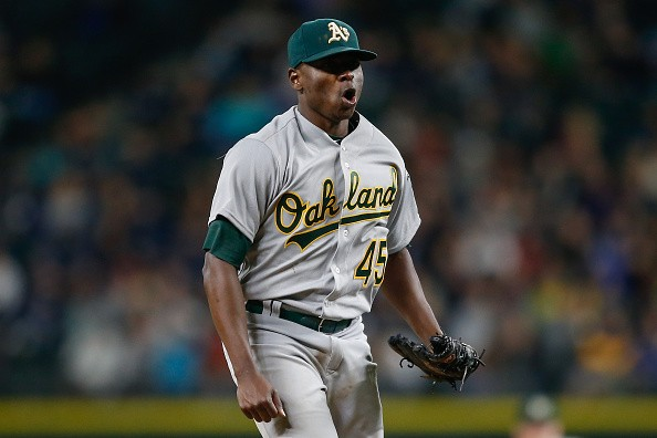 Oakland A's roster gets younger after 2017 trade deadline