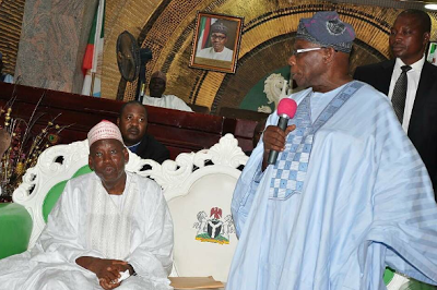 Obasanjo to Nigerian youths: Only a few of us remains, exploit our experience now
