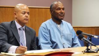 OJ Simpson makes case for prison parole in Nevada