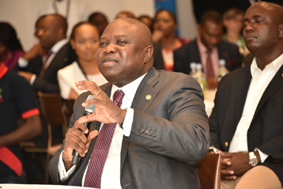 Out of 22m, only 600,000 residents pay tax in Lagos - Governor Ambode