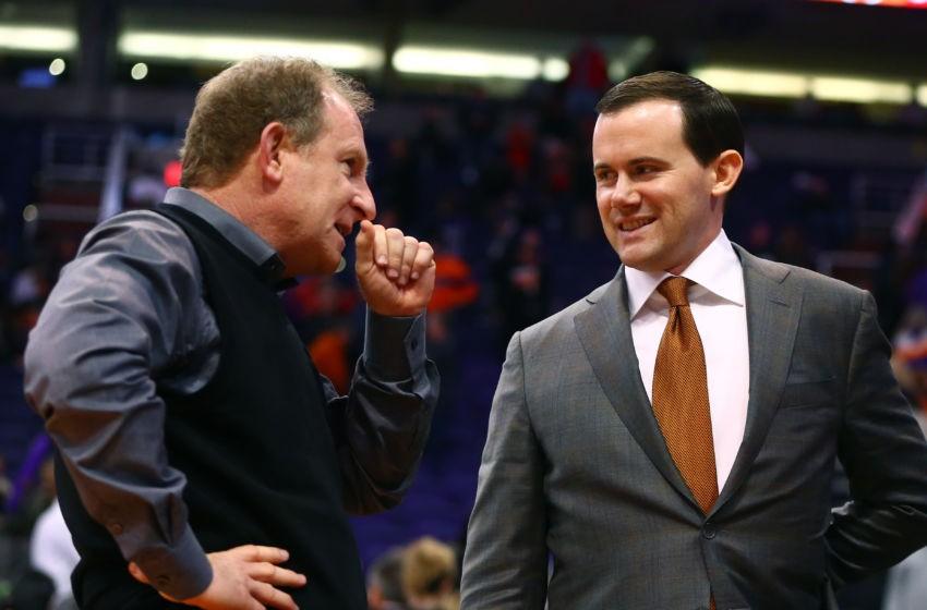 Phoenix Suns extend GM Ryan McDonough, hire James Jones