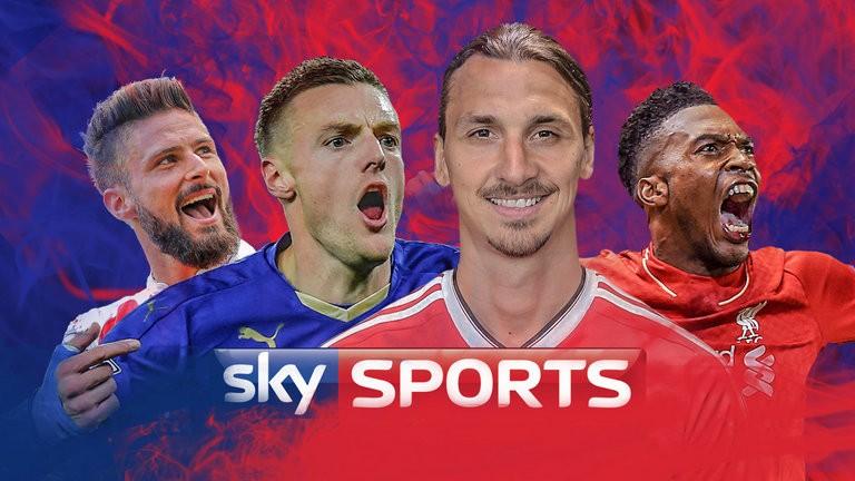 PL fixtures live on Sky
