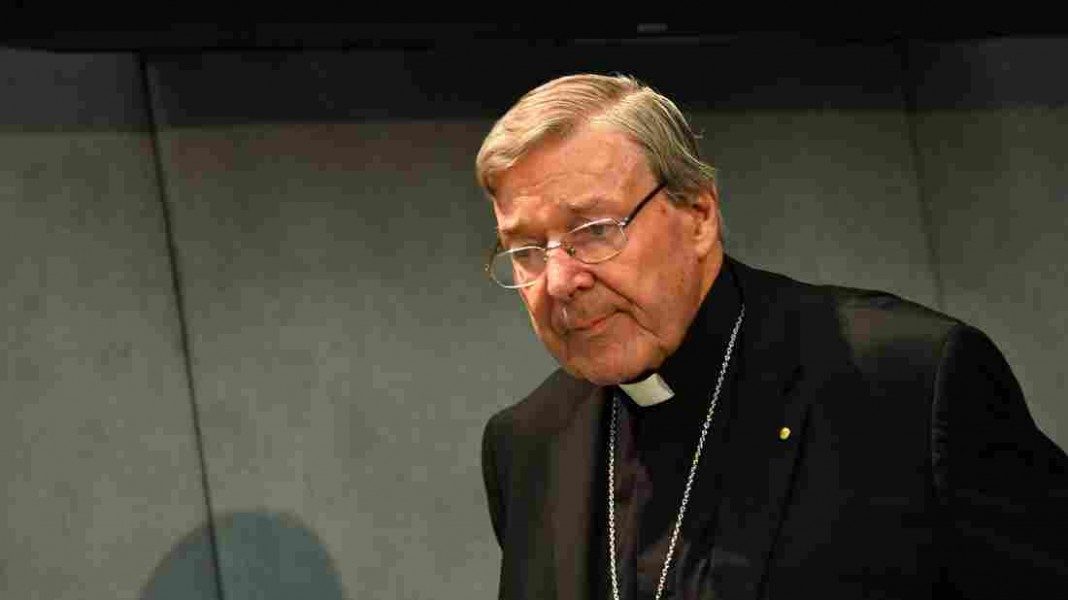 Prominent Cardinal Returns To Australia To Face Sex Abuse Charges