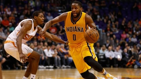 Reports: Toronto Raptors send Carroll to Brooklyn Nets, get C.J. Miles from Indiana Pacers