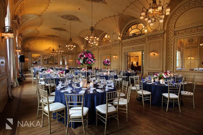 Romantic Wedding at a Historic Chicago Music Hall