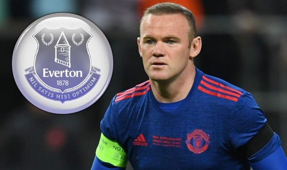 Rooney completes Everton medical
