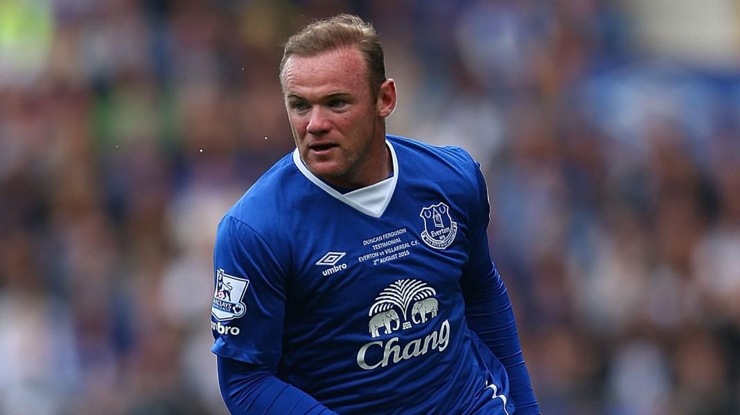 Rooney's return LIVE!
