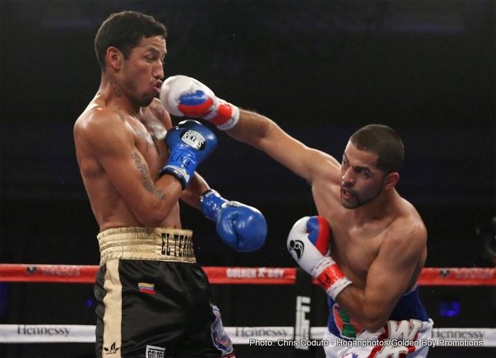 Sadam Ali defeats Perez via unanimous decision