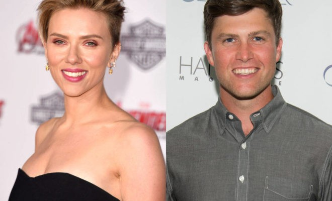 Scarlett Johansson and Colin Jost Are Dating: Inside Their Private and Fun Romance