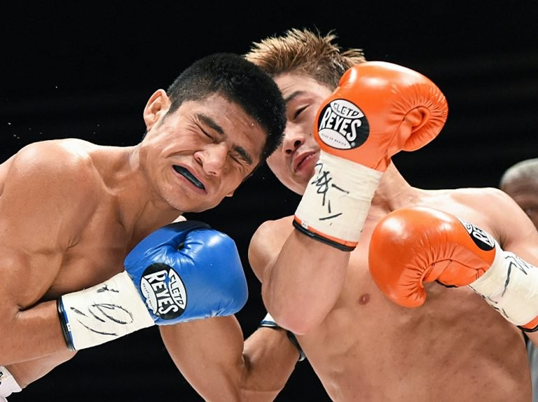 Scorecard: Kyoguchi outpoints Argumedo to win strawweight belt