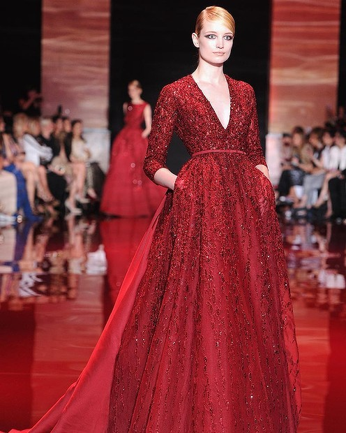 See Elie Saab's New Game Of Thrones-Inspired Couture Collection
