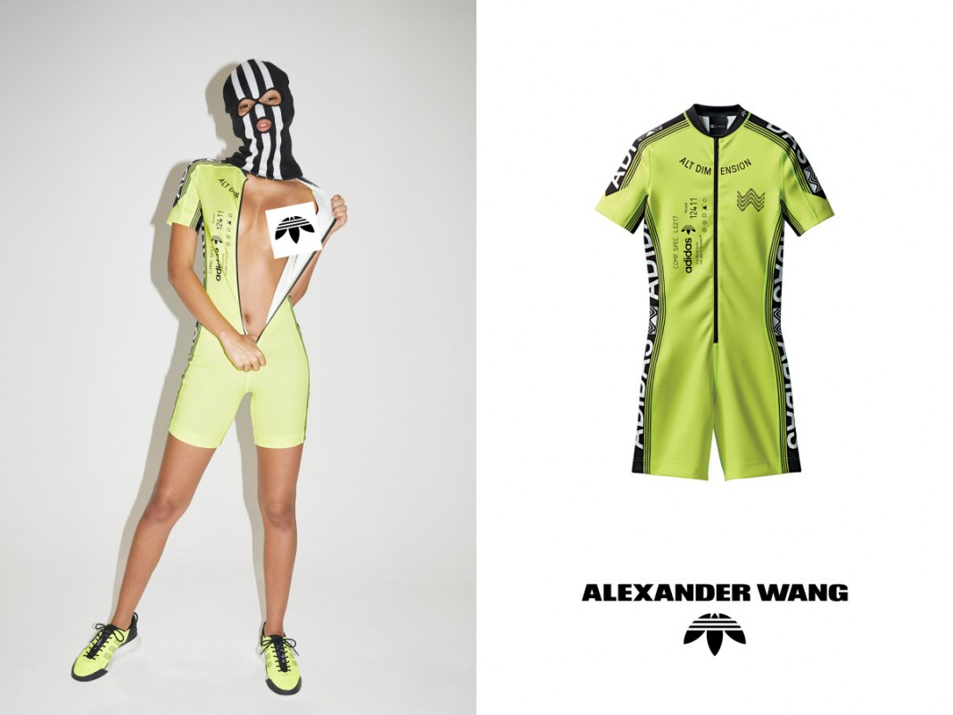 See Every Piece From Alexander Wang's First Drop For Season 2 With Adidas Originals