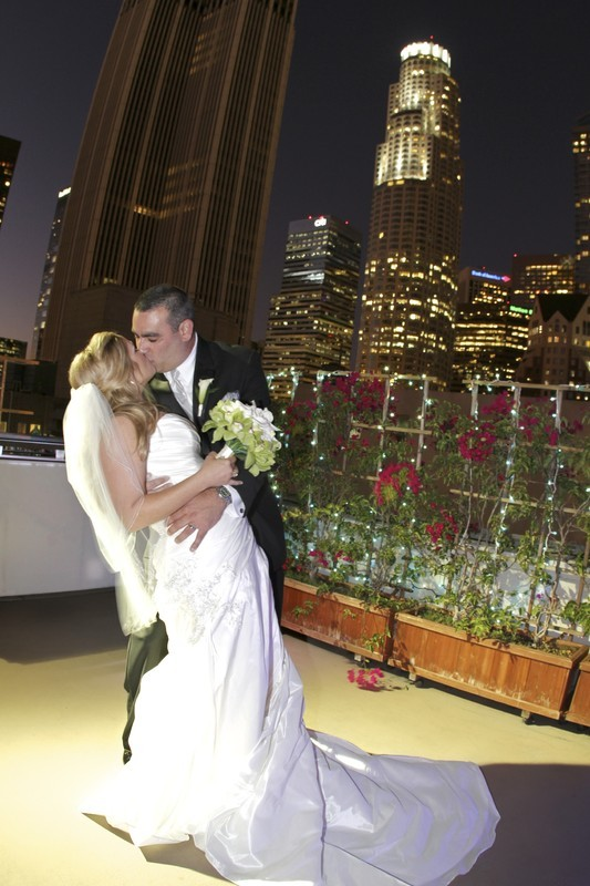 See Why This Modern Los Angeles Wedding is a Total Gem