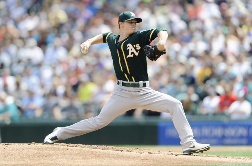Sonny Gray mock bidding war - Part one: Seattle Mariners