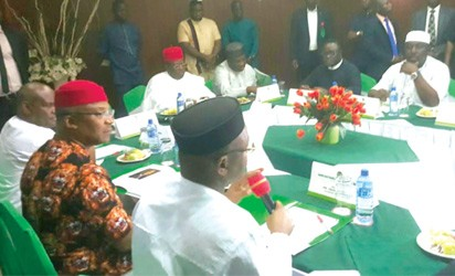 Southern leaders to Osinbajo: Protect our people in the North