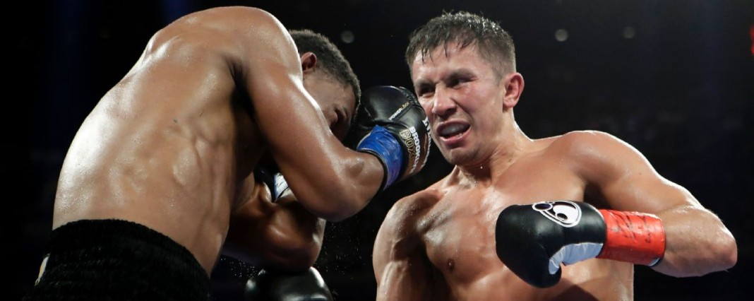 Super middleweight: Eubank's win sends him to 168-pound tourney