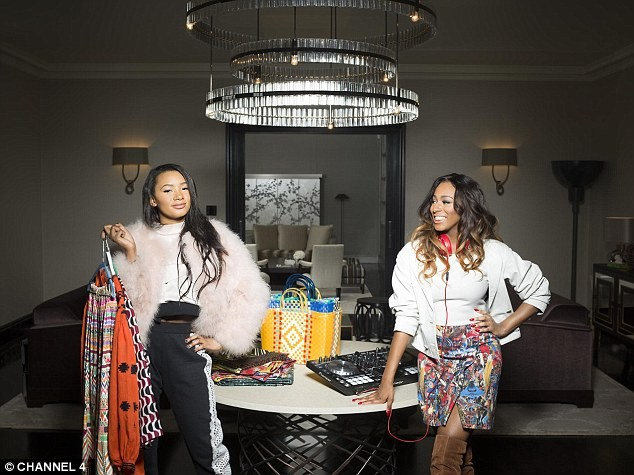 Temi Otedola's Week in London was Hectic but FUN! Watch her Second Vlog for JTO Fashion