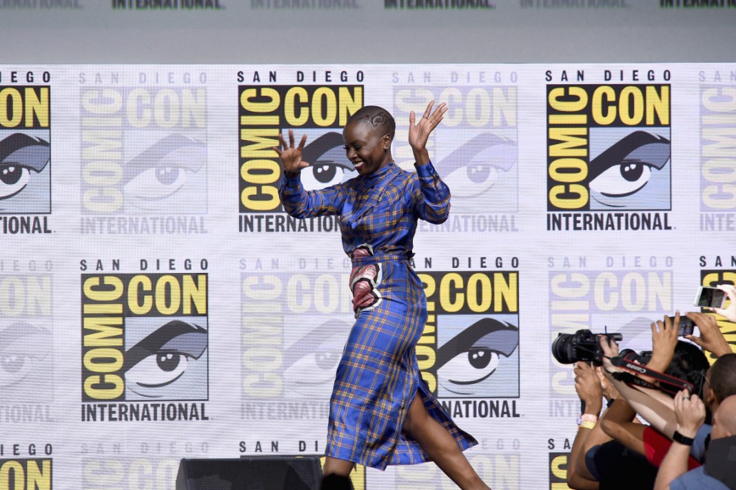 The Best Dressed Ladies at San Diego Comic-Con Embraced Bold, Graphic Prints