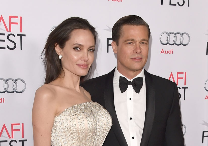 The Difference Between Brad Pitt and Angelina Jolie's First Post-Divorce Interviews