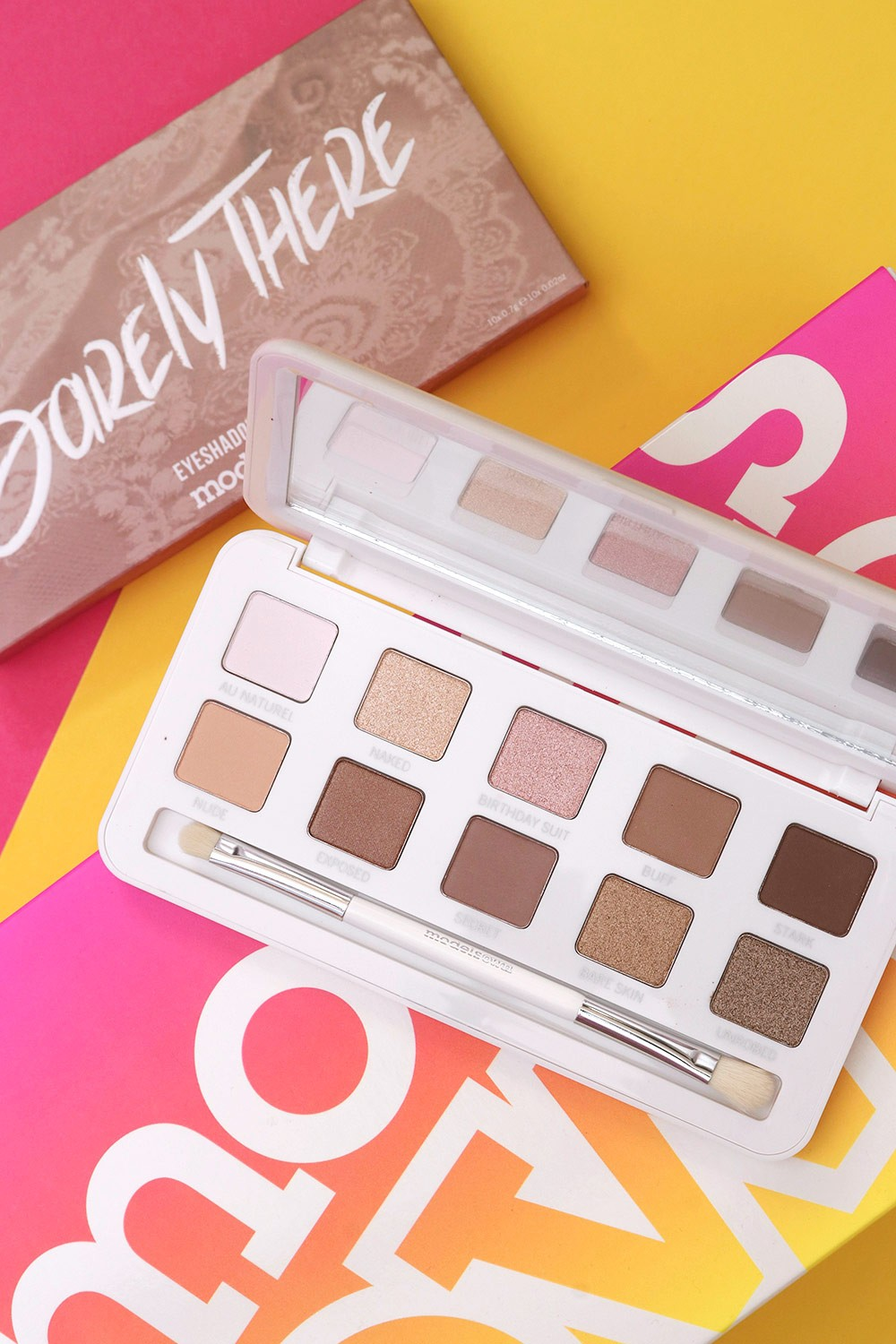 The Models Own Barely There Eyeshadow Palette Is a Perfect Way to Dip Your Toe Into the World of Neutral Shadows