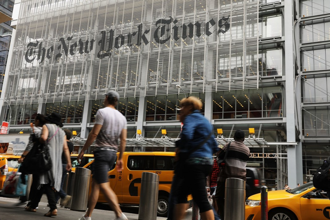 'The New York Times' Confirms Choire Sicha as Editor of the Styles Section