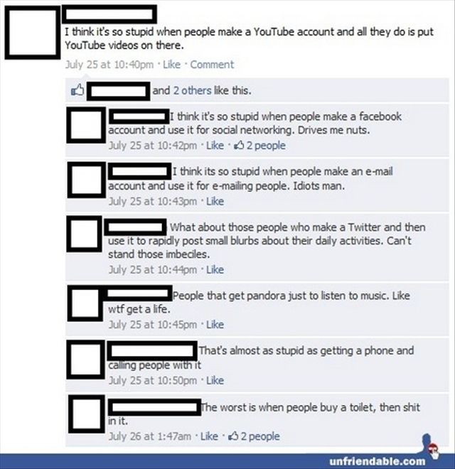 This Facebook post is so Hilarious....