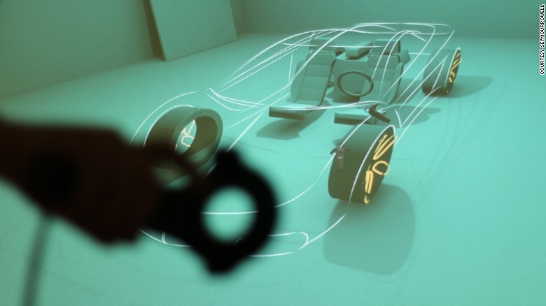 This new virtual reality tool could transform how we design cars - CNN