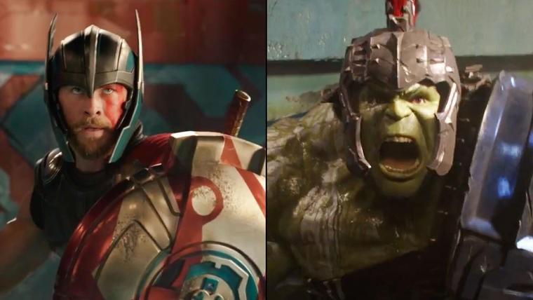 Thor: Ragnarok's New Trailer Is Here