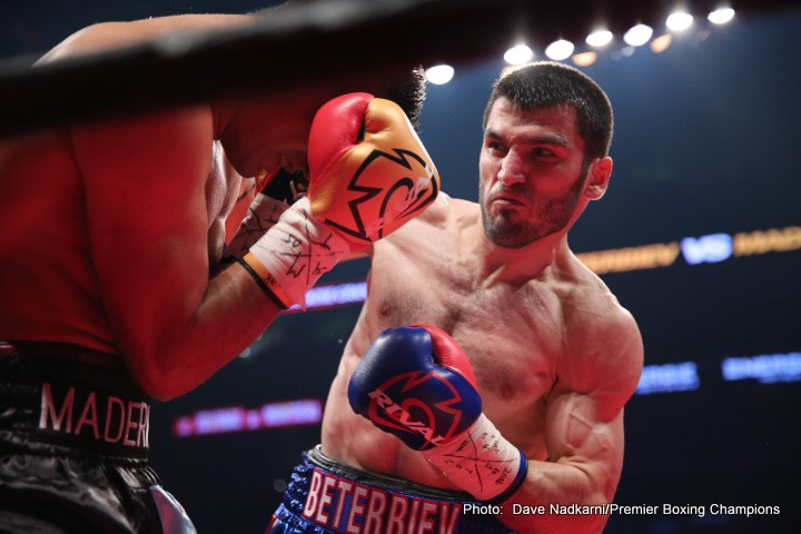 Top Rank wins purse bid to Beterbiev-Koelling