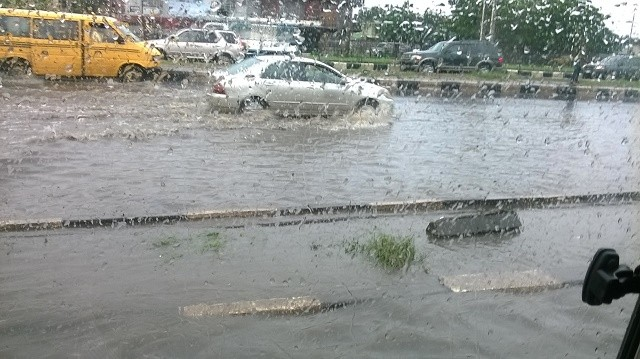 Torrential rains: Stay indoors, Lagos warns residents
