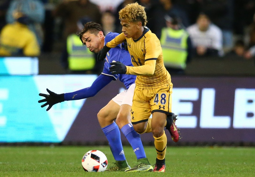 Tottenham youngster Marcus Edwards signs new contract