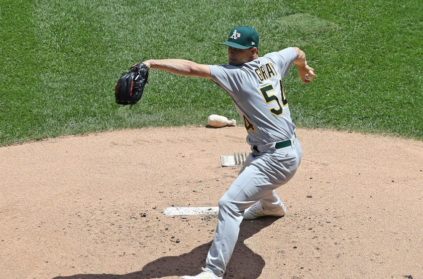 Trading Sonny Gray would be right move for rebuilding Oakland A's