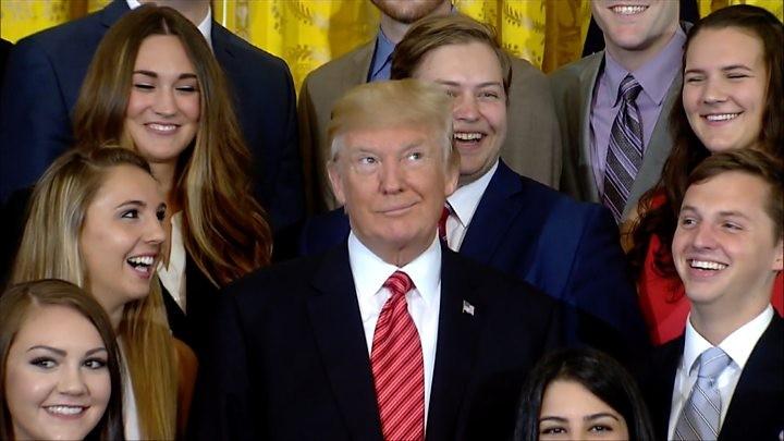 Trump savages 'very weak' Attorney General Jeff Sessions