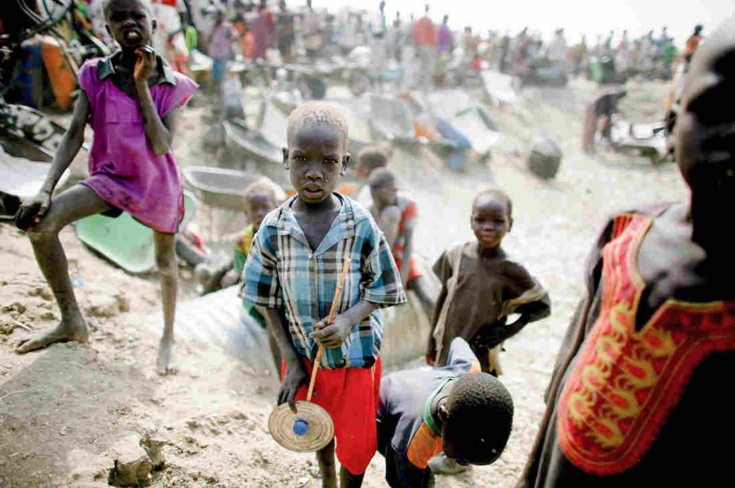 Unhappy Anniversary, South Sudan