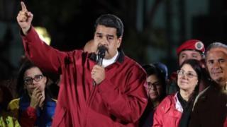 US imposes sanctions on Venezuelan leader Nicolás Maduro