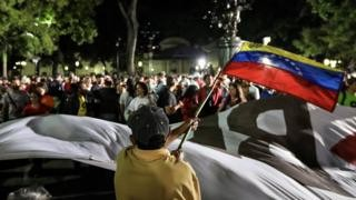 Venezuela claims 41.5% turnout in violent constituent assembly vote