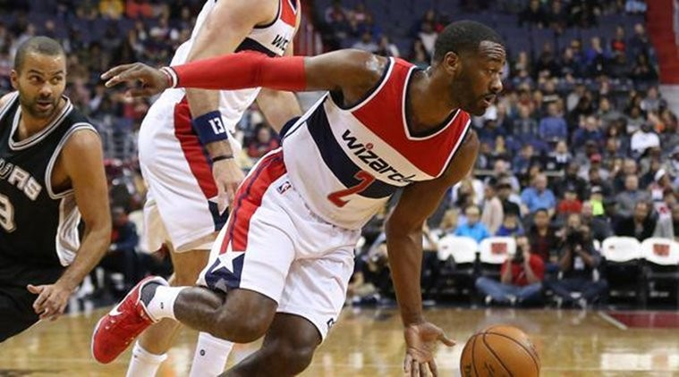 Washington Wizards announce contract extension for John Wall