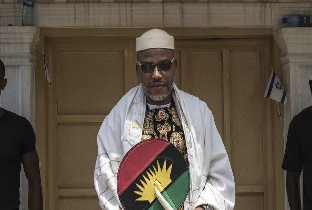 Watch video of Nnamdi Kanu threatening to kill ex-president Obasanjo