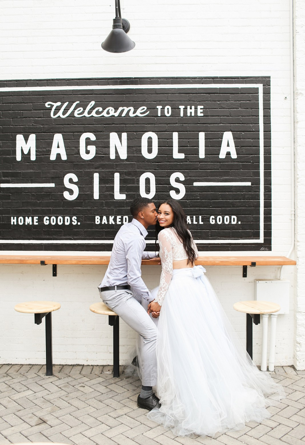 Wedding Inspiration from Magnolia Market at the Silos