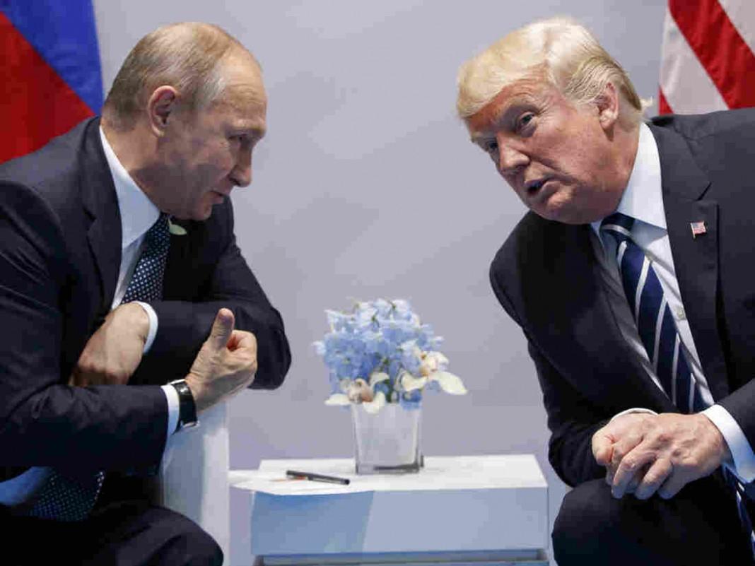 White House: Trump, Putin Held Second 'Brief Conversation' At G-20