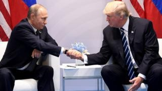 White House uncertainty over fresh Russia sanctions