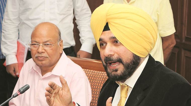With AG's backing, Sidhu's ministry set to build strong case against four IAS officers
